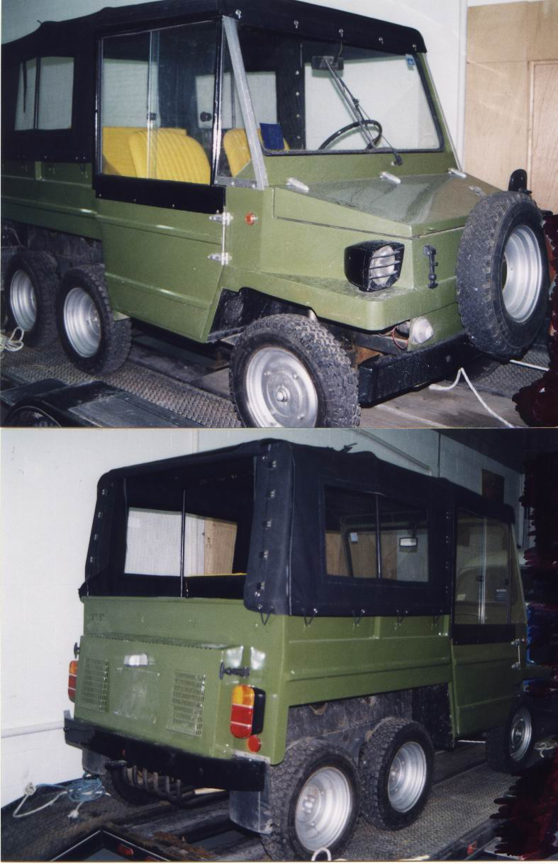 FIAT 500 LUCERTOLA