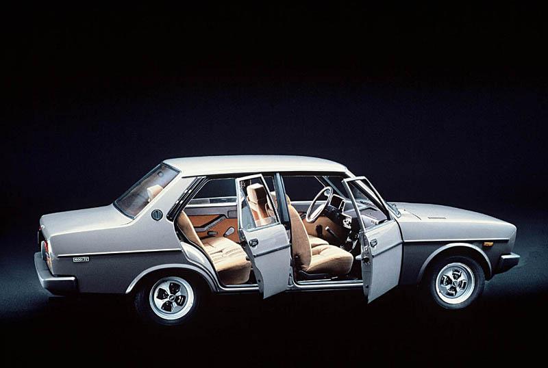1978 Fiat 131 Supermirafiori. la fiat 131 supermirafiori